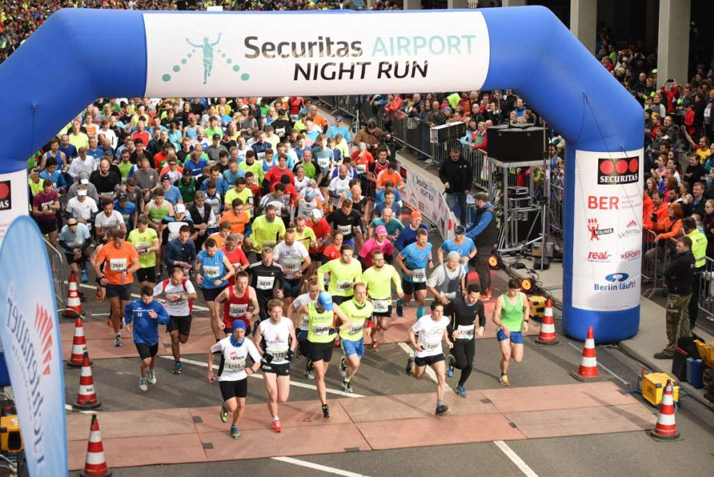 Al-Khwarizmi-Noether Institute participates in a half marathon in Berlin, Germany